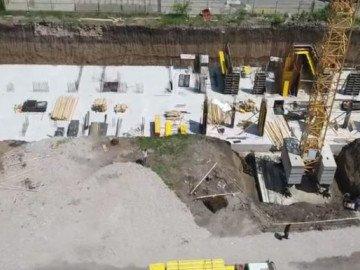 Състояние на строителството към 03.05.2019г.