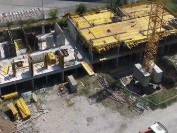 Състояние на строителството към 27.07.2019г.