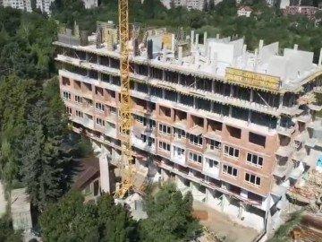 Състояние на строителството към 27 Юли 2019