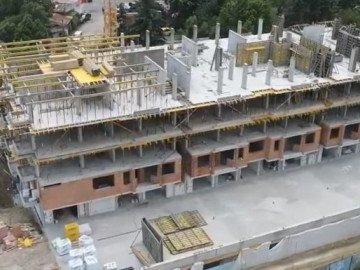 Състояние на строителството  към 29 Май 2019