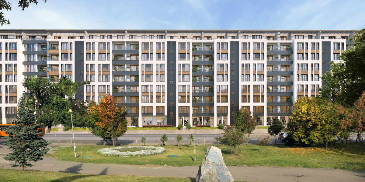 Затворен жилищен комплекс SONATA
