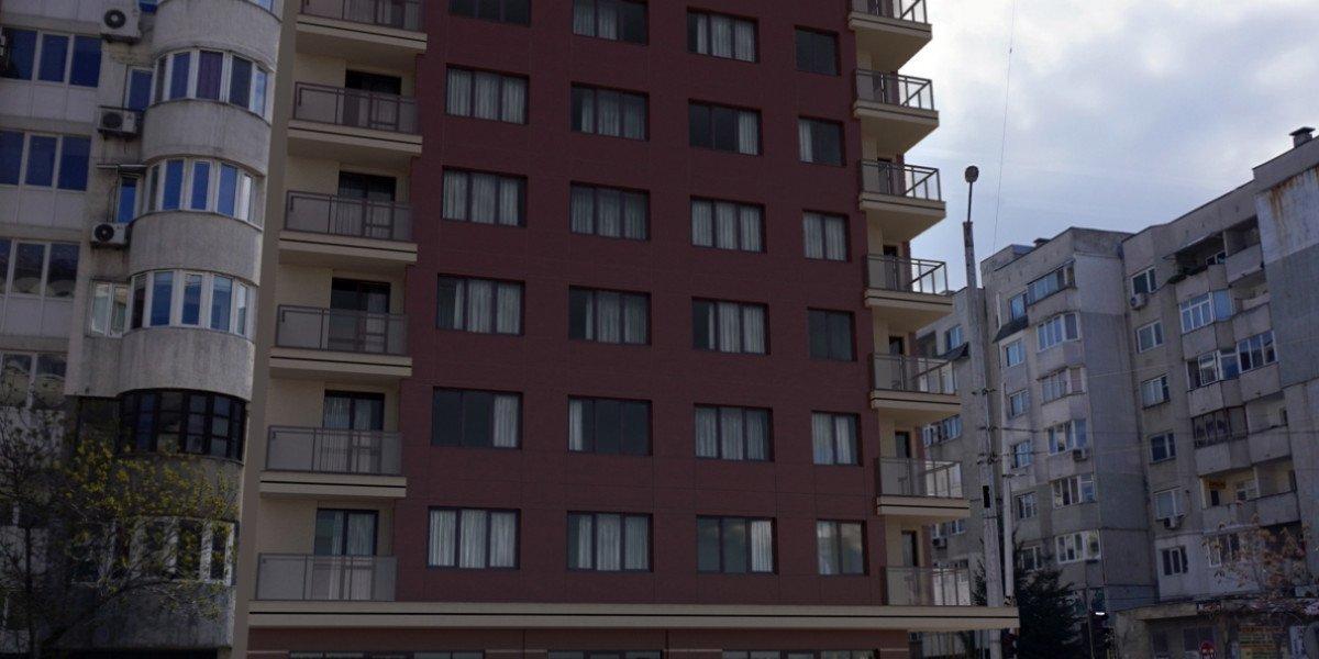 Жилищна сграда на ул. Опълченска