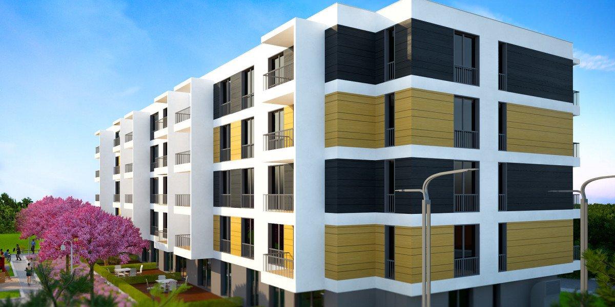 SIM Residence, Затворен комплекс, Без комисионна, Акт 16, квартал Витоша, Инвеститор, Монтеканал, Архитект, МАРКАН ПРОЕКТ ЕООД