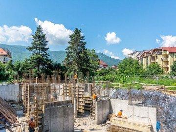 Първа плоча - Сграда Николина